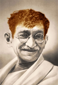 Prince Ghandi Andy - who would have thought?