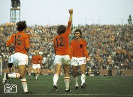 Van Anagram Scoring in the 1974 World Cup