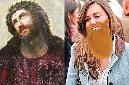 Santa Maria - The Likeness Is Uncanny!
