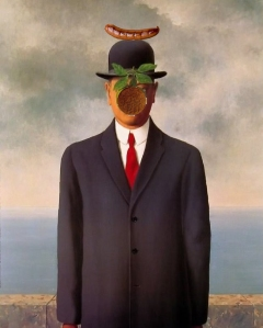 Magritte sausage